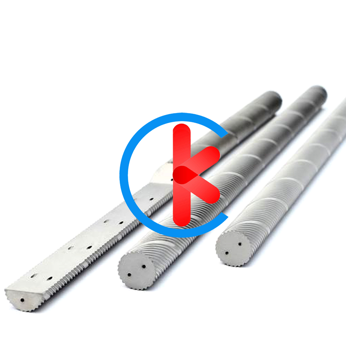 Round Bars with Holes